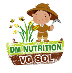 Logo DM Nutrition - VG Sol
